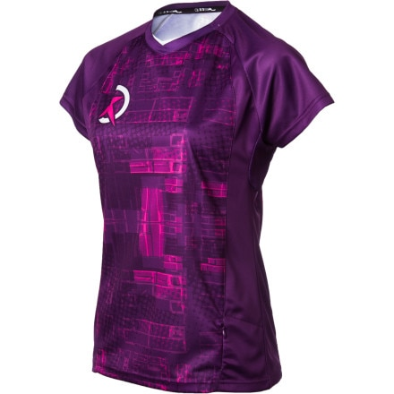 Jett Gear Ride Jersey - Short-Sleeve - Women's