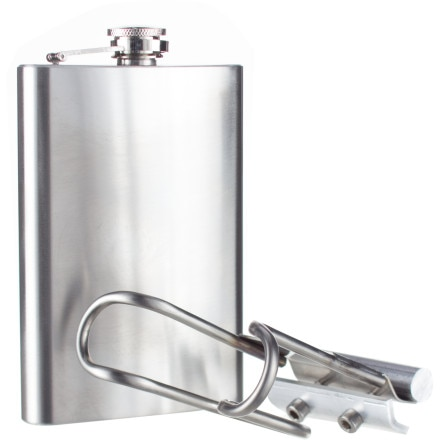 King Cage Mud Flask and Cage