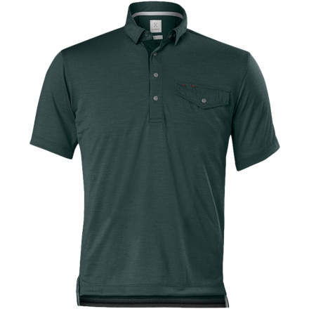 Kitsbow All Mountain Pocket Polo Shirt - Men's