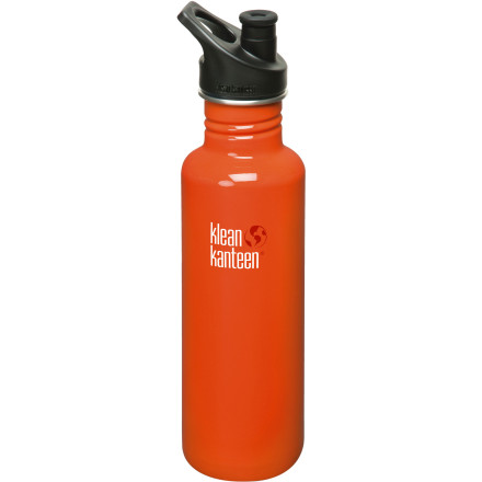 Klean Kanteen 27oz Classic Water Bottle with Sport Cap