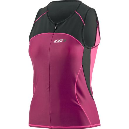 Comp Sleeveless Top - Women's Louis Garneau