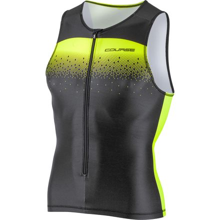Tri Elite Course Jersey - Sleeveless Louis Garneau