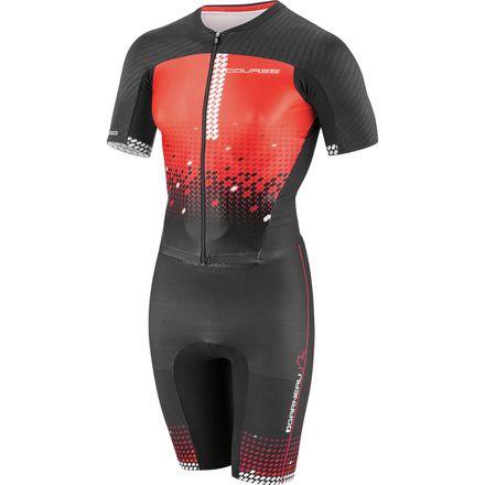 Course LGneer Triathlon Skin Suit - Men's Louis Garneau