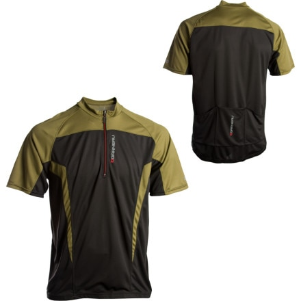 Louis Garneau Vancouver Jersey - Short-Sleeve - Men's