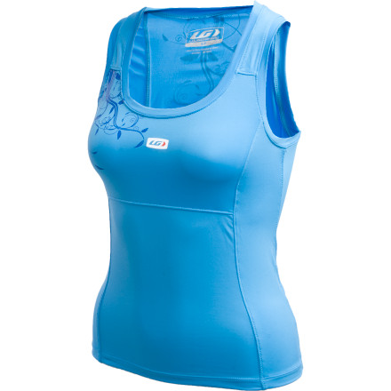 Louis Garneau Lite Skin Top - Sleeveless - Women's