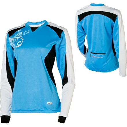 Louis Garneau Evo 2 Long Sleeve Women's Jersey
