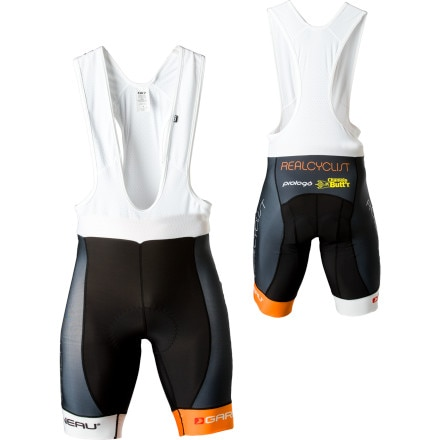 Louis Garneau RealCyclist.com Pro Cycling Team Bib Shorts - Men's