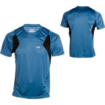 Louis Garneau Lite Bam Mtn Jersey - Short-Sleeve - Men's