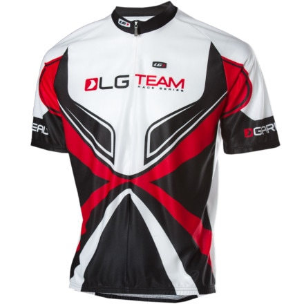 Louis Garneau Equipe Semi-Relaxed Jersey - Short-Sleeve - Men's