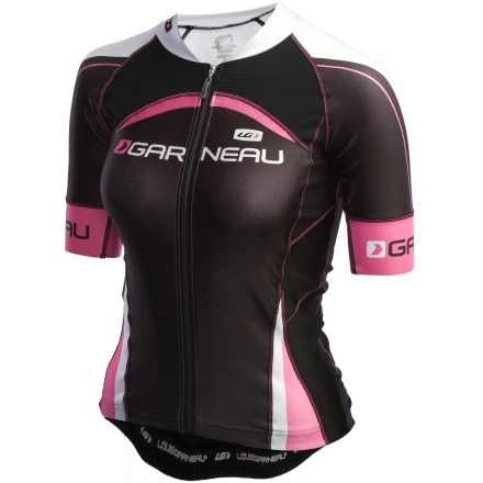 Louis Garneau Corsa Jersey - Short-Sleeve - Women's