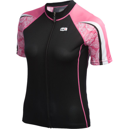 Louis Garneau Carbon Ion Jersey 2 - Short-Sleeve - Women's