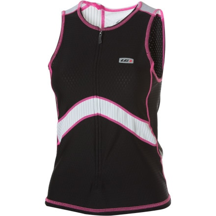 Louis Garneau Pro Semi-Relax Top - Sleeveless - Women's