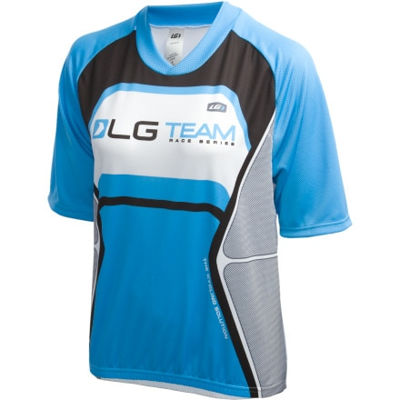 Louis Garneau Junior Short Sleeve Girl's Jersey