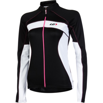 Louis Garneau Women's Perfector Long Sleeve Jersey 2