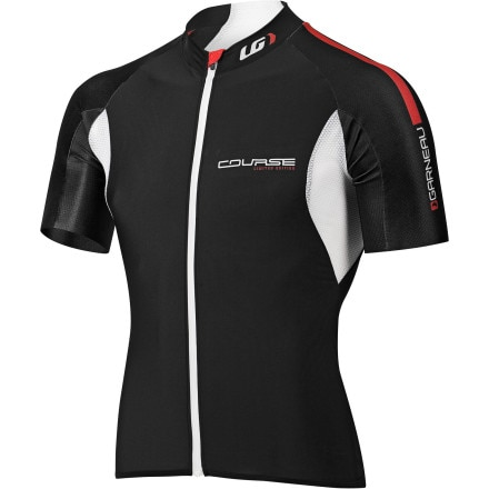 Louis Garneau Course Race Jersey - Short-Sleeve - Men's
