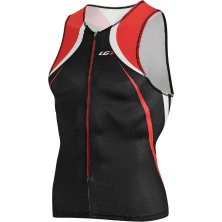 Louis Garneau Tri Elite Course Men's Sleeveless Jersey