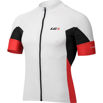 Louis Garneau Performance Carbon Jersey - Short-Sleeve - Men's