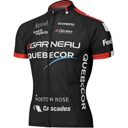Louis Garneau Factory Garneau-Quebecor Jersey