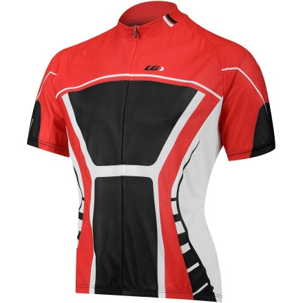 Louis Garneau Equipe Semi-Pro Jersey - Short-Sleeve - Men's
