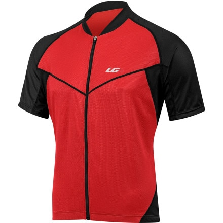 Louis Garneau Red Rock Jersey - Short-Sleeve - Men's