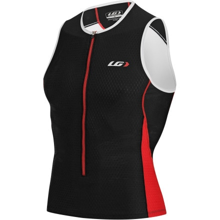 Louis Garneau Pro Men's Sleeveless Jersey
