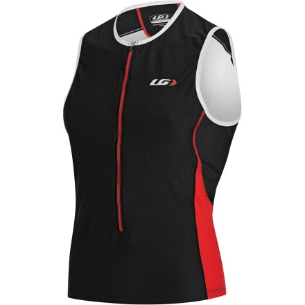 Louis Garneau Pro Semi-Relax Men's Sleeveless Top