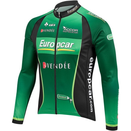 Louis Garneau Team Europcar Long Sleeve Jersey