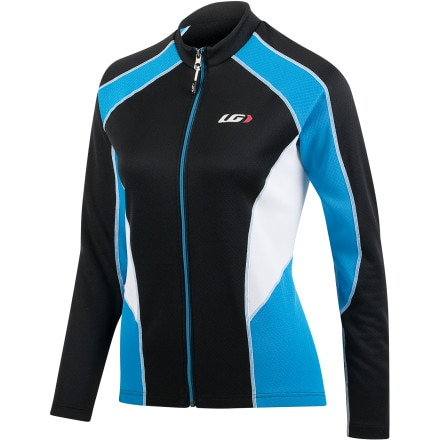 Louis Garneau Delano Long Sleeve Women's Jersey