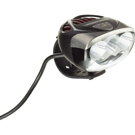 Light & Motion Seca 800 Light Head Only - Long Cable