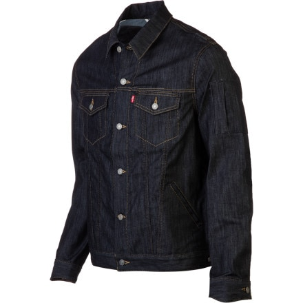 Levi's Commuter Trucker Men's Denim Jacket.