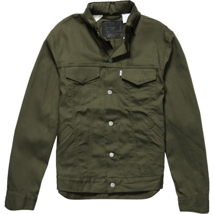 Levi's Commuter Series Hooded Trucker 2.0 Jacket