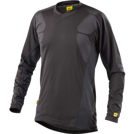 Mavic Stratos Jersey - Long-Sleeve - Men's