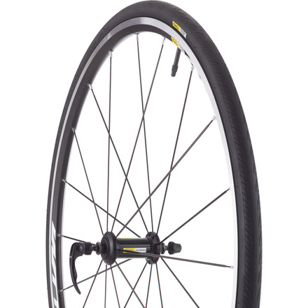 Mavic AKSIUM ELITE 25 plus Aksion Clincher - Pair - OE