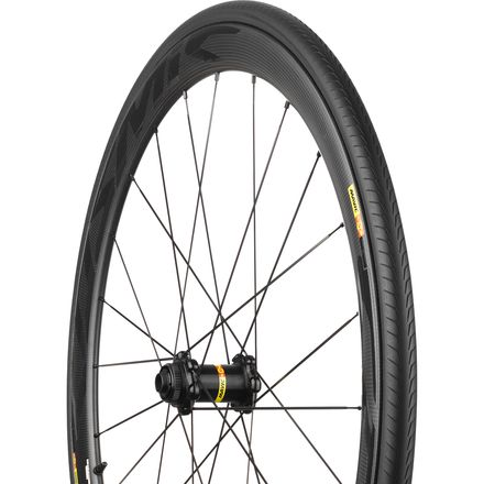 Mavic Cosmic Pro Carbon SL Disc Wheelset - Tubular