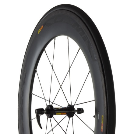 Mavic Cosmic Carbone 80 Carbon Road Wheelset - Tubular