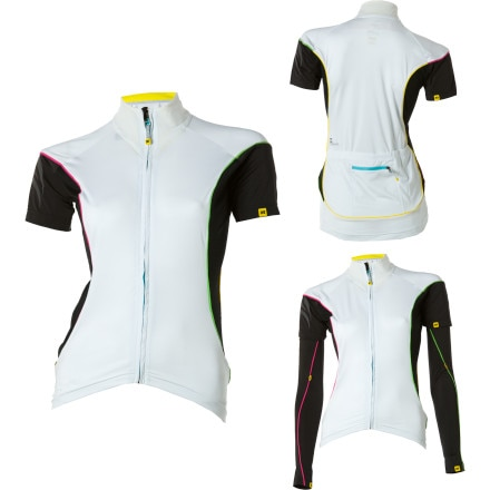 Mavic Bellissima Jersey - Short Sleeve - Women's