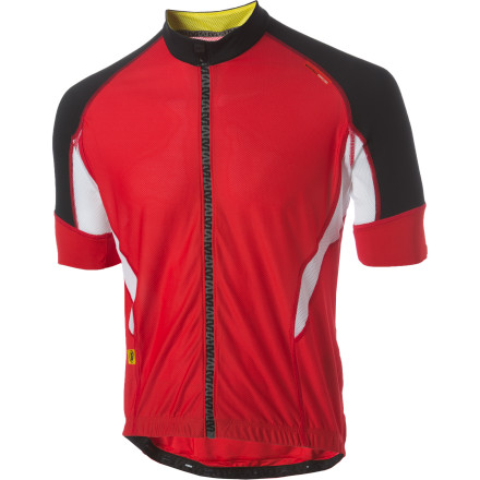 Mavic HC Short Sleeve Jersey