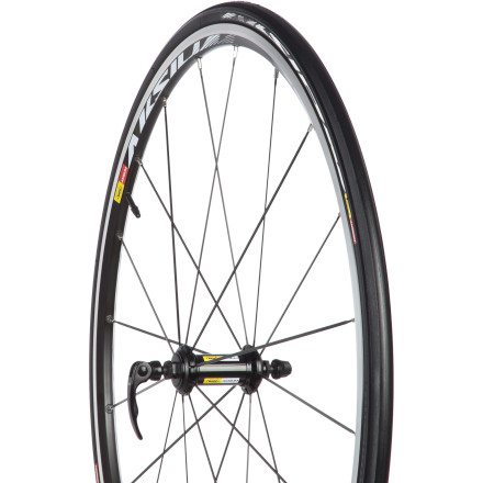 Mavic Aksium Road Wheelset - Clincher