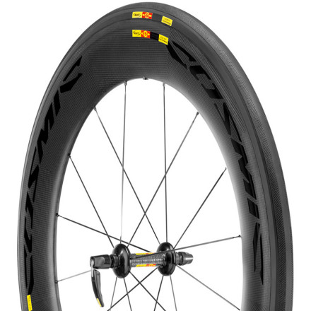 Mavic Cosmic CXR 80 Carbon Road Wheelset - Tubular