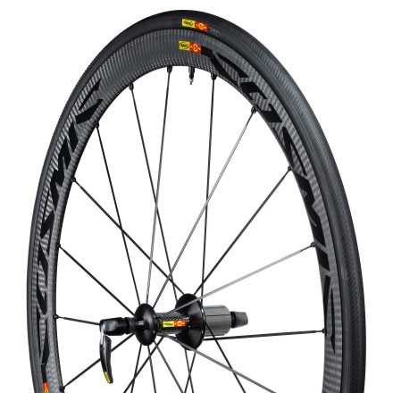 Mavic Cosmic Carbone 40 C Carbon Road Wheelset - Clincher