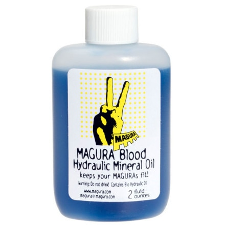 Magura USA Blood Hydraulic Mineral Oil