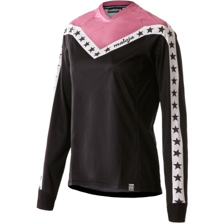 Maloja AnitaM. Freeride Jersey - Long-Sleeve - Women's