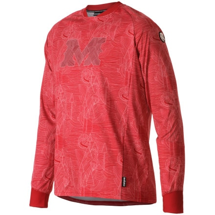 Maloja RogerM. Freeride Jersey - Long-Sleeve - Men's