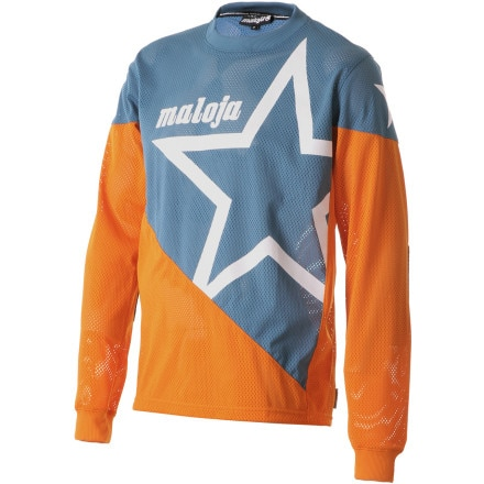 Maloja BorisM. Freeride Jersey - Long-Sleeve - Men's