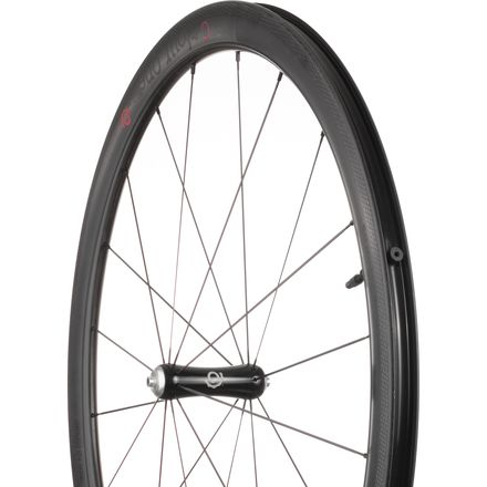 C41 TL Carbon Road Wheelset - Tubeless Industry Nine