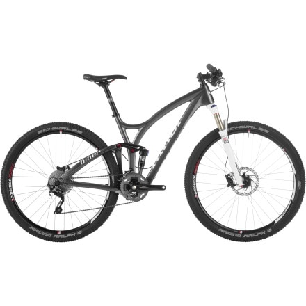 Niner JET 9 Carbon Complete Mountain Bike - 2013