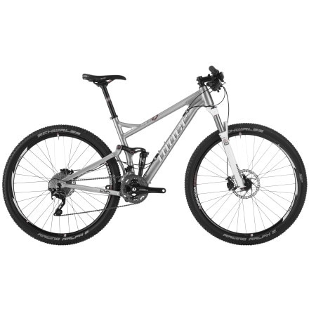 Niner JET 9 2-Star Complete Mountain Bike - 2013
