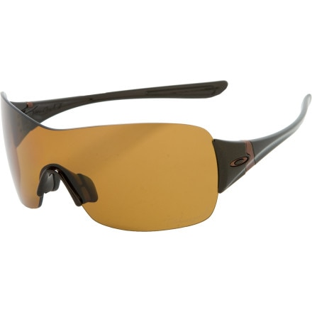 Oakley Miss Conduct Squared Sunglasses - Polarized - Women's