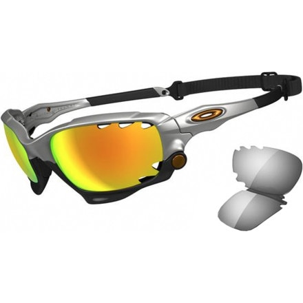 Oakley Racing Jacket Polarized Sunglasses
