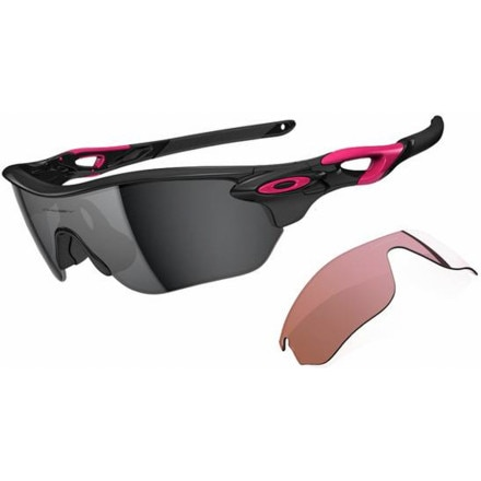 Oakley Radarlock Edge Sunglasses - Women's